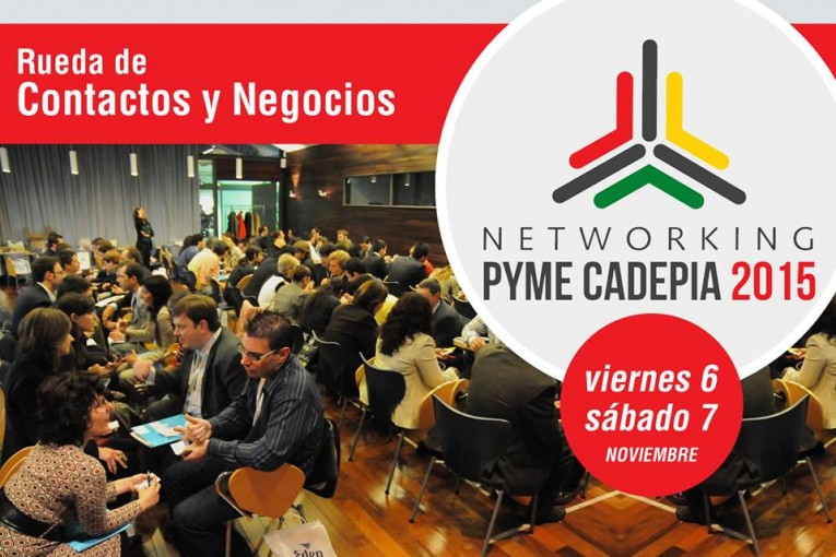 ::: Networking CADEPIA 2015 :::